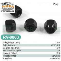 Rato veržlė RV-0003