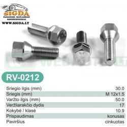 Rato varžtas RV-0212