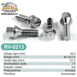 Rato varžtas RV-0213