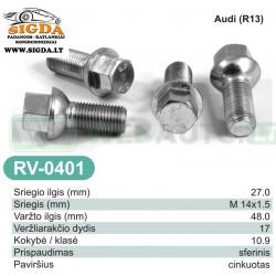 Rato varžtas RV-0401